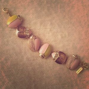 Baublebar beetle bracelet
